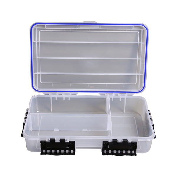Plastic Storage Bins with Compartments