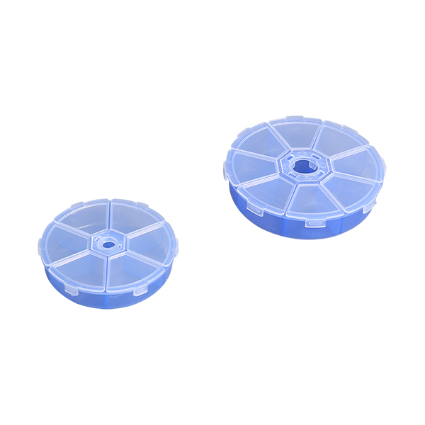 Transparent Plastic Shell Series Can Carry a Storage Box