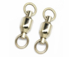 Ball Bearing Swivel with Solid Ring Fishing Tackle Fishing Swivel