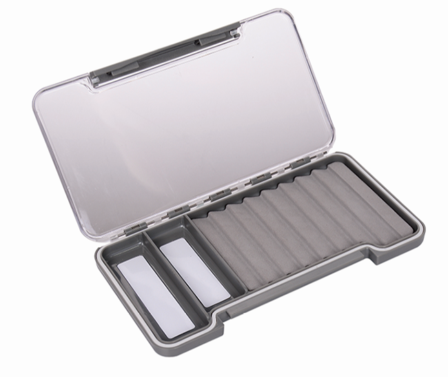 Silicone Transparent Waterproof Carry-on Flyfishing Box
