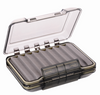 Plastic Transparent Foam Design Inserted Into Fly Fishing Box