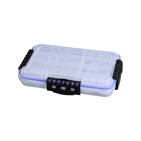 Storage Container with Adjustable Dividers