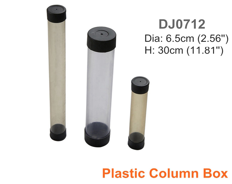 Plastic Column Box Fishing gear accessories