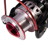 1PC Red 4bb Ball Bearing Saltwater Freshwater Fishing Spinning Reel